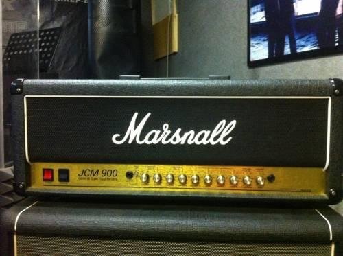 Marshall JCM900 репетиционная база БитБокс